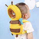赤ちゃんのごっつん防止リュック